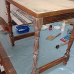 Pintura y reciclado rápido 4clases 12hs al mes 55€ - 4