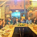 Reunión de periodistas bercianos en Madrid 2013 - 2