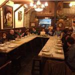 Reunión de periodistas bercianos en Madrid 2013 - 3