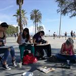 Taller: Sketching en la Barceloneta - 0