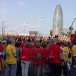 Via Catalana 2014: Ara és l'hora - 1