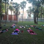 Yoga en el Parque de EL RETIRO - 0