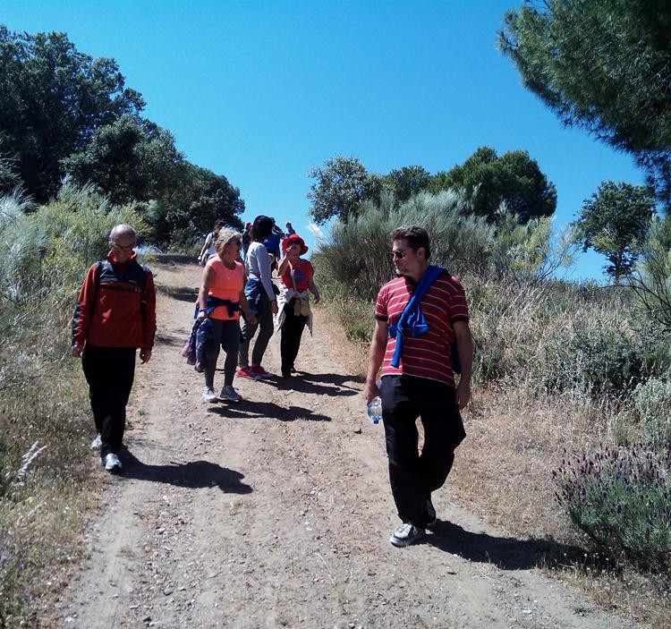 Grupo de Senderismo en Madrid